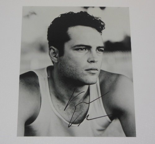 Swingers Vince Vaughn Authentic Signed Autographed B/W 8x10 Glossy Photo Loa