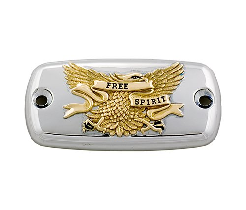 Honda Goldwing Valkyrie Master Cylinder Cover