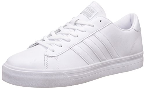 Zapatillas Adidas 000 para Plamat Cloudfoam Deporte Daily de Super Ftwbla Ftwbla Hombre Blanco Z7tq7