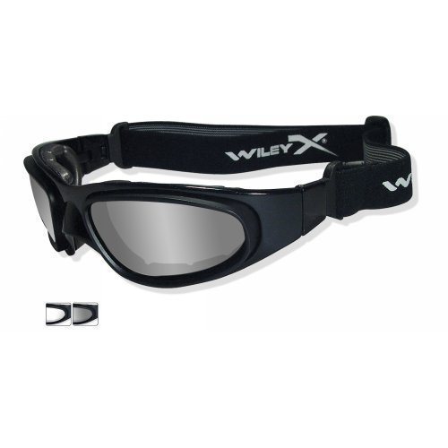 WILEY X - SG-1 GOGGLES - Matte Black - Wiley Eyewear