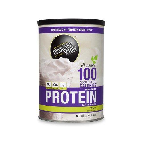 DESIGNER WHEY Designer Whey Protein, naturel 12,7 oz (360 g)