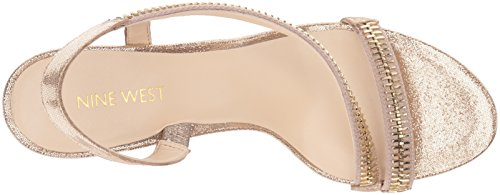 Women Dress Ruetta Light Sandal Nine West Metallic Gold fxP5xFSq