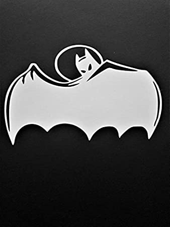 Batman DC Comics Dark Knight Superhero Wall Car Truck Window Vinyl Sticker Decal