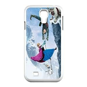 Frozen Cartoon0 Samsung Galaxy S4 90 Cell Phone Case White yyfabc-385644