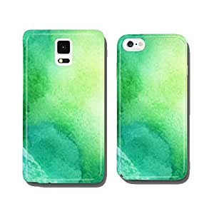 Watercolor grunge background cell phone cover case iPhone6 Plus