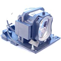 CP-AW250N HITACHI compatible replacement projector lamp in housing