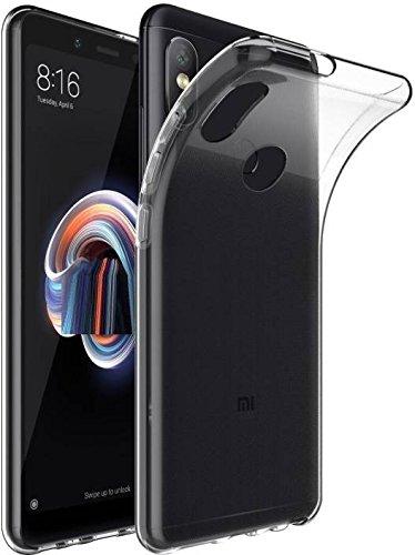 size 40 10c66 e1c48 Mi Redmi Note 5 Pro Transparent Cover