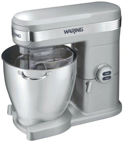 Waring Commercial WSM7Q Heavy Duty Commercial Stand Mixer, 7-Quart