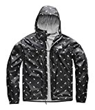 The North Face Men's Printed Cyclone Hoodie TNF Black Tossed Logo Print Small