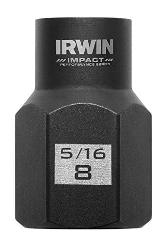 Impact Bolt Grip 5//16//8mm 3//8 Dr by Irwin Tools Irwin Tools 53902 Accessories