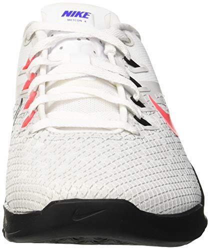 Scarpe Metcon Crimson flash black Nike white Da 4 racer Uomo Multicolore Ginnastica 164 Blue Xd dtqyvWq