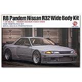 1/24 R32 GTR ニッサン ワイドボディキット Hobby Design HD03-0509