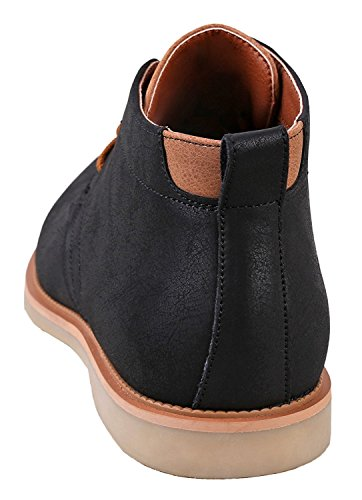 Marvin Casual Black Up Aldo Ferro Men's Ankle Lace Fashion Boots Chukka 1xBwqEv8