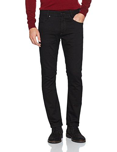 Rectos Jog'n H896 Negro Jeans para Vaqueros Black MAC Hombre 4vB6gqf