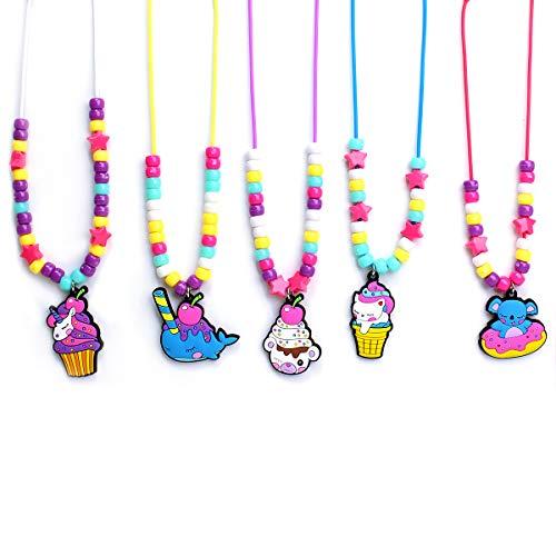 41aWS8%2BCm3L - Tara Toys Sweetimals Necklace Activity