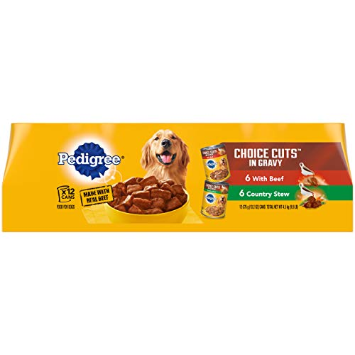 Pedigree-Choice-CUTS-in-Gravy-Adult-Canned-Wet-Dog-Food-Variety-Packs
