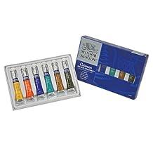 Winsor & Newton Cotman Water Color 6-Tube Set, 8ml