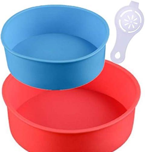 zswell Round Silicone Baking Bakeware product image