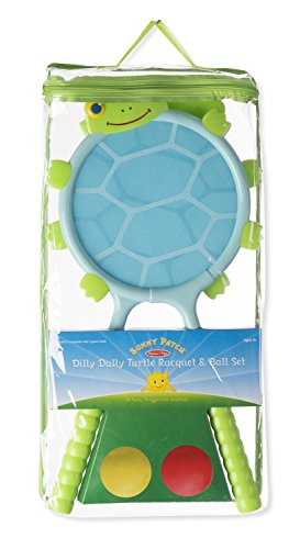 Melissa & Doug Sunny Patch Dilly Dally Racquet and Ball Game Set by Melissa & Doug (Image #2)