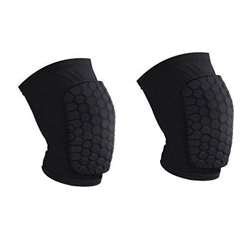 Luwint Compression Honeycomb Volleyball Knee