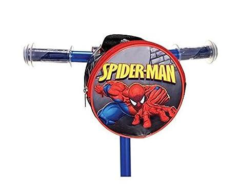 Amazon.com: Huffy Spider Sense Spider-Man 3 Rueda Scooter ...