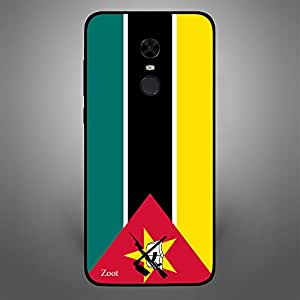 Xiaomi Redmi Note 5 Mozambique Flag