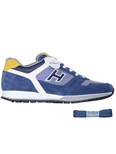 Hogan - Botas de senderismo para hombre azul turquesa 45 turquesa