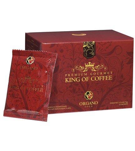 Gourmet King de café hierbas oro Ganoderma cajas X2/15 sobres: Amazon.es: Hogar