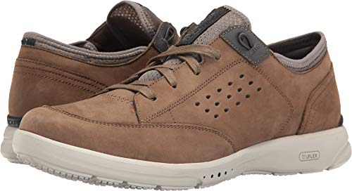 ex Lace to Toe Sneaker, Taupe, 7 M US ()