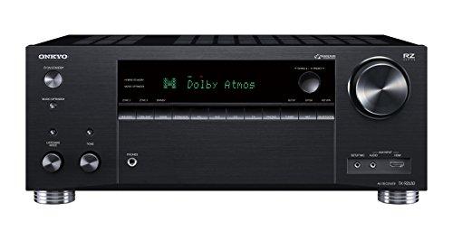 9.2 Channel 4K Network A/V Receiver Black - Onkyo TX-RZ630