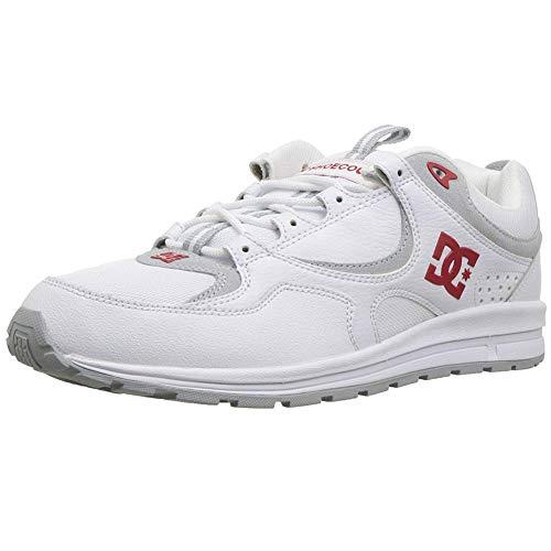 Low Men's Lite Shoes Wrd Black White Khalis Dc Top Sneaker 0Nwm8n