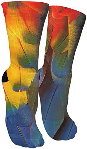 Mens Crazy Socks Designname Socks Athletic Dress Crew Socks For Boot