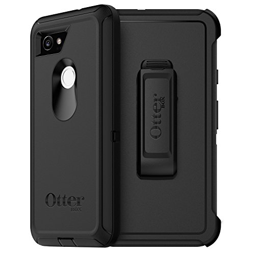 OtterBox Defender Series Case for Google Pixel 2 XL - Retail Packaging - Black