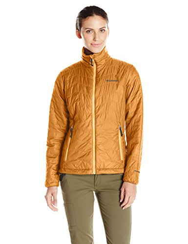 Columbia Women's Tumalt Creek Jacket, Canyon Gold, Large