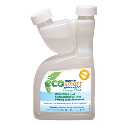 Thetford 94028 Eco-Smart Free and Clear Deodorant - 36 oz.