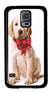 Best Samsung Galaxy S5 Case Cover Custom Phone Shell Skin For Samsung Galaxy S5 With Angel Dog