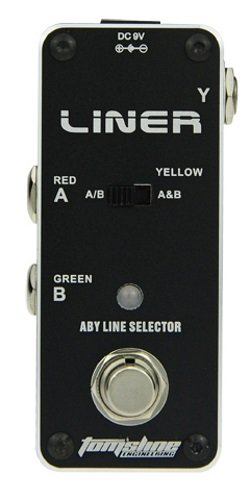 Tomsline ALR-3 Liner, ABY Line Selector Pedal