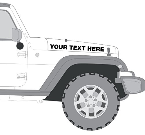 Decal For Jeep Amazoncom - Custom windo decals for jeeps