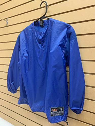 - Easton Baseball Pullover Youth Large Royal Nlue