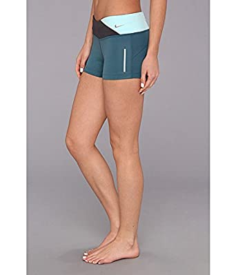 d2c909d52293 Nike Dri-Fit Epic Run Women s Boy Fit Running Shorts - SP14  Amazon.co.uk   Sports   Outdoors