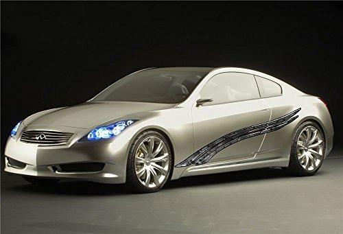 ビニールデカール壁画ステッカーフルカラー車グラフィックスFlame 016 B019WLKTH6  - -