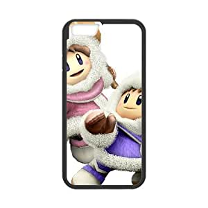 iPhone 6 4.7 Inch Cell Phone Case Black Super Smash Bros Ice Climbers Dmrrl
