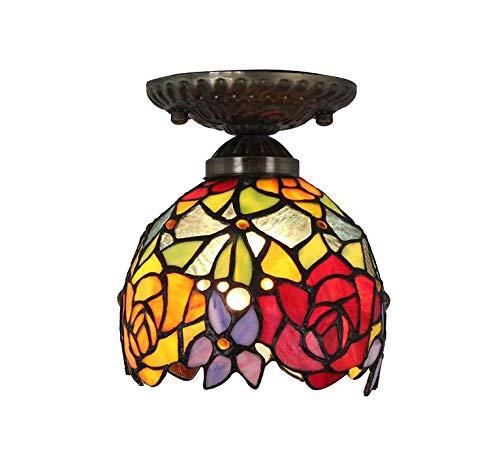 Lámpara de techo Luz de techo Vintage Lámpara Bar Sala de estar ...