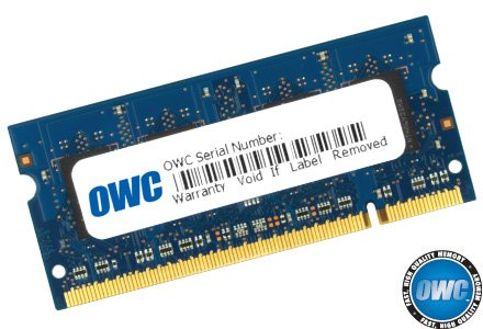 OWC 4.0GB DDR2 PC-6400 800MHz SO-DIMM 200 Pin Memory Module Major On 3rd For Apple IMac Intel 2.4GHz-3.06GHz (April 2008), MacBook (White) 2.13GHz (May 2009).Retail Single Pack With UPC Model OWC6 ()