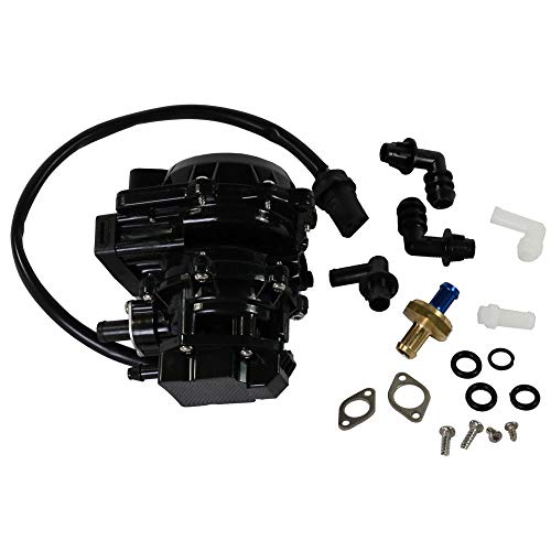 Carbpro Replacement Fuel Pump Kit Oil Injection 4-Wire 5007420 Compatible with Johnson Evinrude VRO