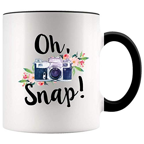 The Primal Matriarch mug - Oh, Snap! Camera, Gift For Photographer, Photography. Christmas Present. Photo Editing - Accent Mug 11 oz]()