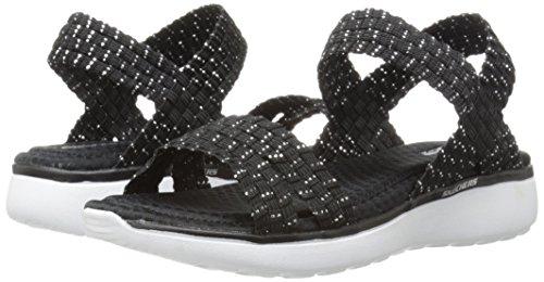 345a1a778f1e Skechers Cali Women s Counterpart-Breeze-Warped Platform Sandal