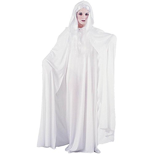 Gossamer Ghost Costume - One Size - Dress Size 4-14 -