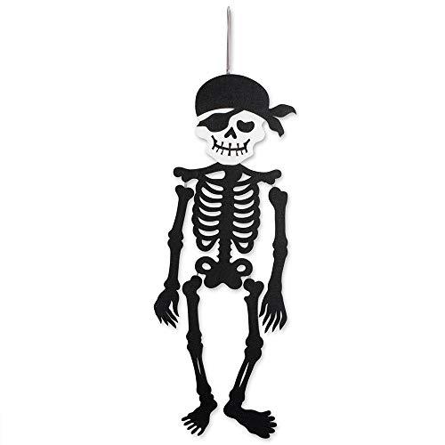 Halloween Indoor And Outdoor KIKOY Cute Spooky Hanging Door Decorations And Wall Signs