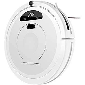Amazon Com Sedwin Robotic Vacuum Cleaner For Pets And